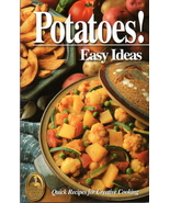 POTATOES! Easy Ideas COOKBOOK Quick and Easy - $7.00