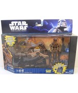 Star Wars AT-RT with ARF Trooper Boil The Clone Wars