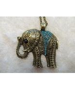 WHEN HIS TRUNK IS UP, LUCK'S ON IT'S WAY NECKLACES - $6.00