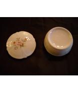 Shabby Chic China Trinket / Jewelry Box - $5.99