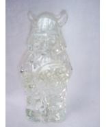 Glass Trojan Figurine, 3 1/2