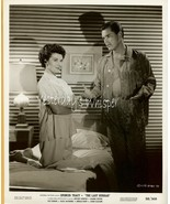 Hot Jeffrey Hunter Hairy Chest Dianne Foster 19... - $9.99