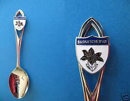 REGINA Saskatchewan Souvenir Collector Spoon Co... - $4.95