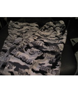 CALL OF DUTY  Gray Camo Fleece Lounge Pants 