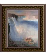 Niagara Falls, Fine Art Counted Cross Stitch Pa... - $39.00