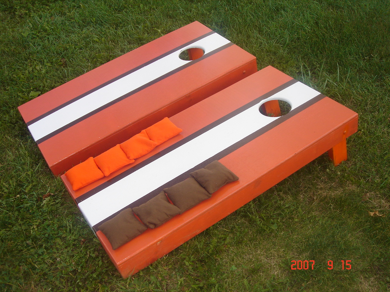 Cleveland Browns Corn Hole Game