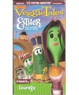 Veggie Tales Esther VHS Tape (2000) - $2.95
