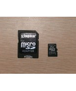 Kingston MicroSD TransFlash 2GB Memory Card (Ja... - $6.29