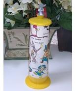 Vintage Looney Tunes Drinking Straw Dispenser  ... - $14.99