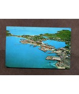 Postcard 1970s 1975 Air View Aerial  Woods Hole... - $3.99