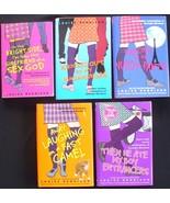 Further Confessions of Georgia Nicolson 5 books... - $14.95