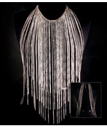 Sensual Body Vest Belly Chain Ladies Vest Belt ... - $39.97