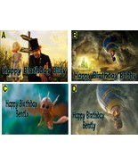 Oz Great and Powerful Custom Cake Topper Frosti... - $7.99