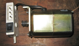 Brother Free Arm 0.75 Amp Sewing Motor w/Mount ... - $12.50