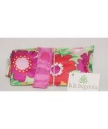 Tote Bag B. B. Begonia Floral Environmentally F... - $6.50