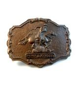 Vintage 1902 Pony Express Since 1852 Belt Buckle - $16.99