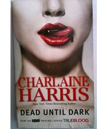 Dead Until Dark Book 1 Sookie Stackhouse True Blood Charlaine Harris Paperback