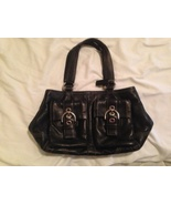 EUC Coach classic leather satchel handbag  - $60.00