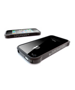 Aluminum Bumper Vapor4  Element Case Black w/ca... - $18.70