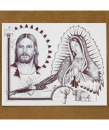 Limited Edition Jesus and Virgin Mary Native Am... - $49.97