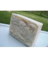 oatmeal milk and honey face soap - $5.00