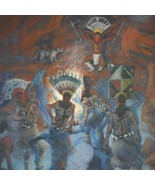 The Gahn Southwest Indian Painting Limited Edit... - $150.07