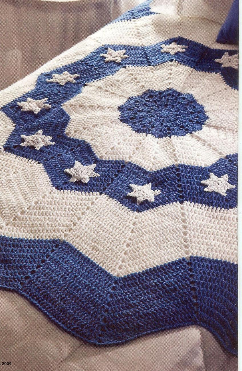 Double Crochet Ripple Afghan Pattern Free : free double crochet ripple afghan pattern Quotes