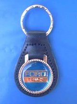 LICENSED FORD TRUCKS KEYCHAIN KEY CHAIN RING FO... - $3.75