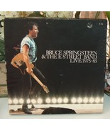Bruce Springsteen and The E Street Band Live 1975-85 5 LP Bo - $49.99