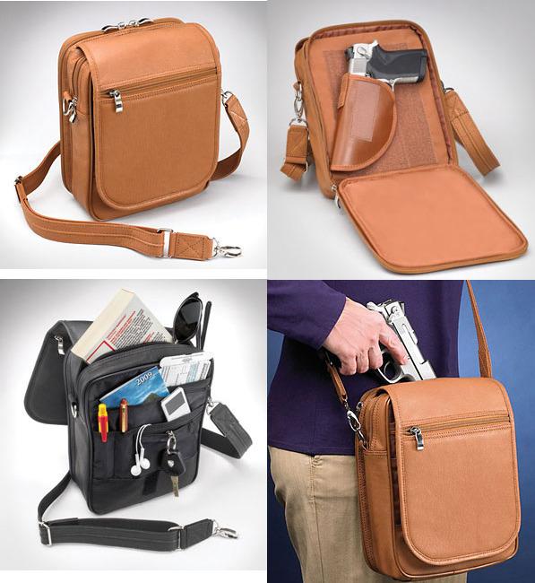 Concealed Carry Shoulder Bag 29