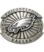 Philadelphia Eagles Licensed Nfl Belt Buckle - $22.00