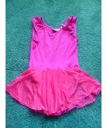 CHILD DANSKIN FREESTYLE BALLET BODYSUIT & ATTAC... - $7.50