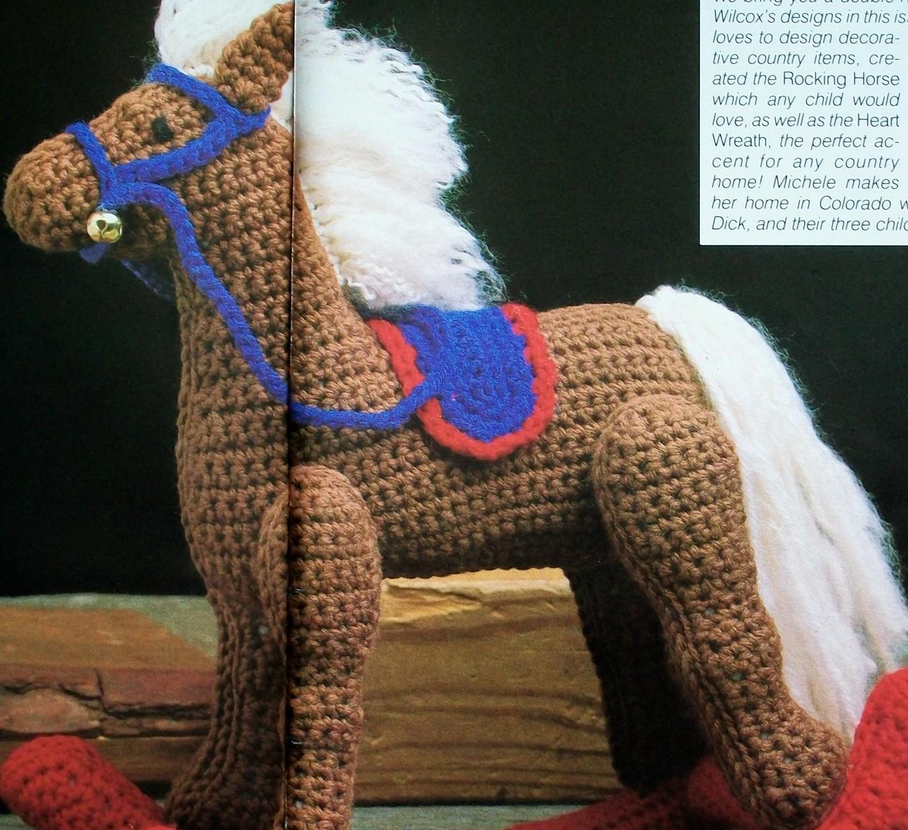 Old Fashioned Rocking Horse Nz