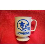 SS194/3  Dallas Cowboy Super Bowl XIII Coffee Cup - $8.99