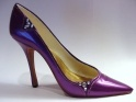 Timeless Purple Radiance VERY RARE Last GoCollect Exclusive Just the Right Shoe
