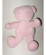 BabyGear Pink Teddy Bear Plush Stuffed Animal T... - $7.97