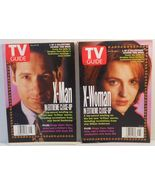 TV Guide X-Files X-Man X-Woman collectors cover... - $5.50