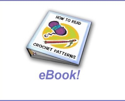 What Makes An Easy Crochet Pattern? Learning to Read Crochet Patterns