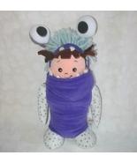 Disney Pixar Monsters Inc 12 Inch Plush Monster... - $30.00
