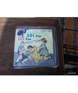 Vintage 1950s 1960s RCA Victor 45 RPM Childrens... - $20.00