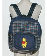 Winnie The Pooh Backpack Full Size Large School... - $14.00