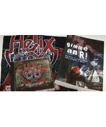 Helix Collectibles T shirt CD Vagabond Bones an... - $75.00
