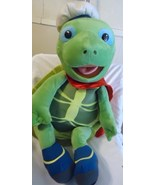 Wonder Pets Tuck Plush Stuffed Animal Turtle Ju... - $22.98