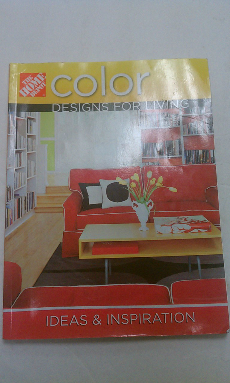 Color Designs for Living  By Home Depot Retail $21.95