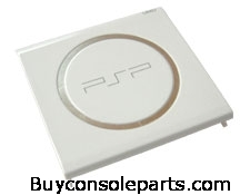PSP 3000 White UMD Hatch Door