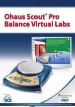 Ohaus® Scout™ Pro Balance Virtual Lab Software - $48.99