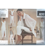 Vogue 2279 OOP Misses' Jacket,Dress,Top,Skirt,Pants Sewing Pattern, Sz 14-18