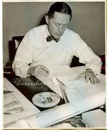 JOSEPH Henry JACKSON SF Chronicle 1945 ORG PHOT... - $14.99