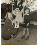 Joan Blondell kids Paramount Photo Talmage Morr... - $49.99