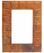 copper mirror - $270.00